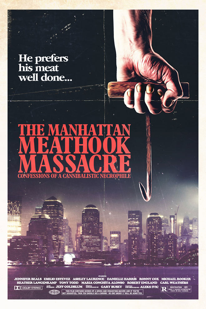 The Manhattan Meathook Massacre by Aleks Ivic