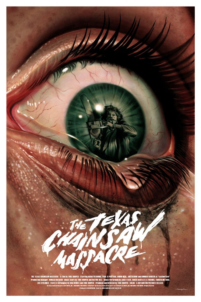 Texas Chainsaw Massacre by Jason Edmiston