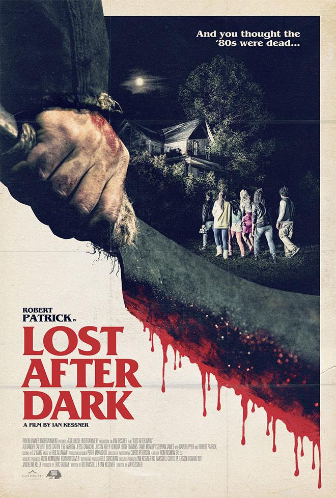 Lost After Dark by Justin Erickson