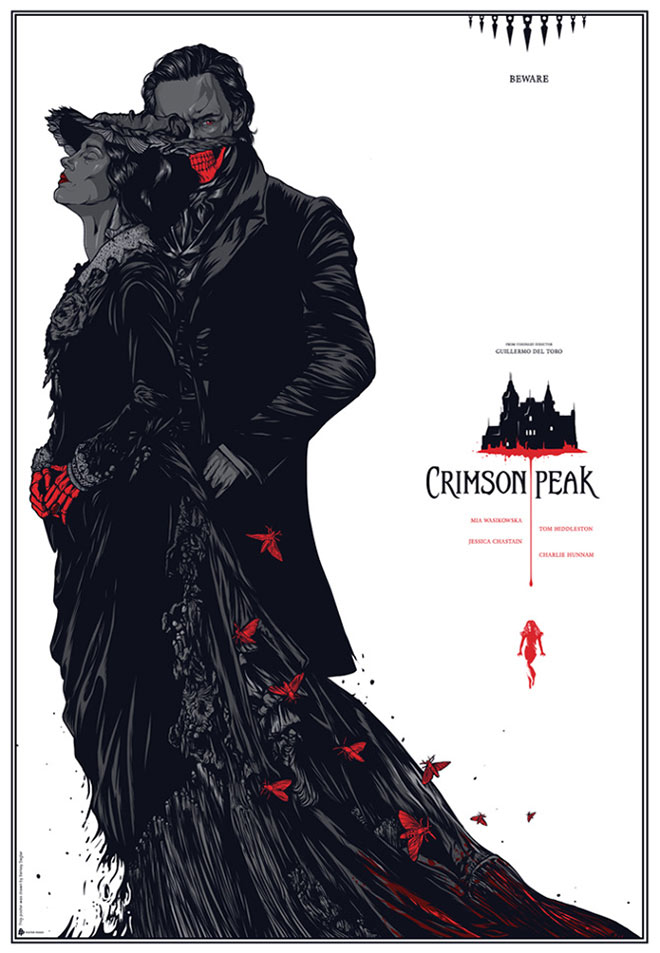 Crimson Peak by Berkay Daglar