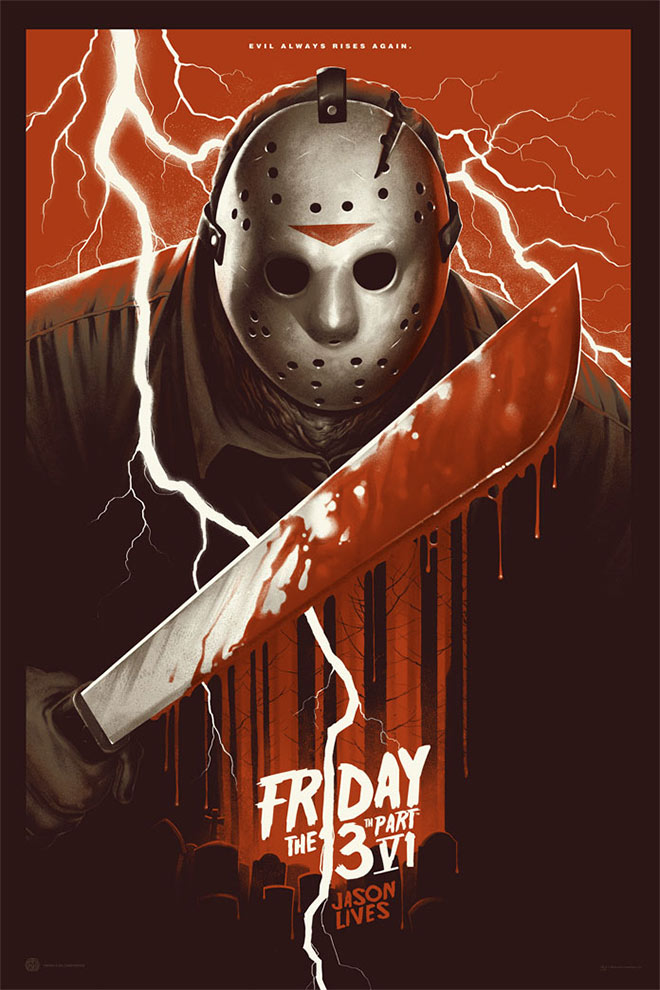 Friday the 13th by Phantom City