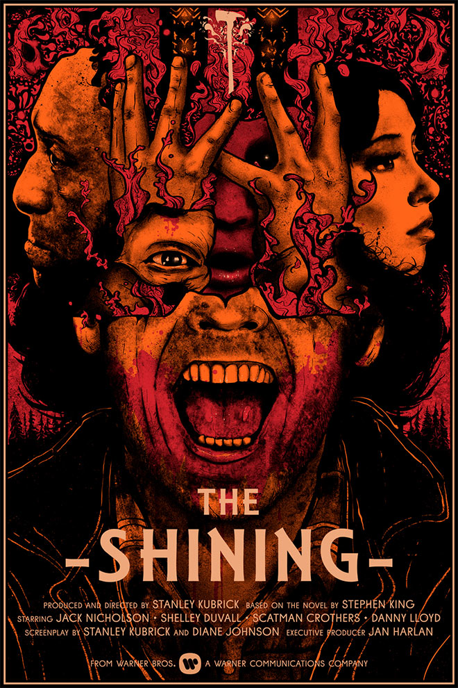 The Shining by Nikita Kaun