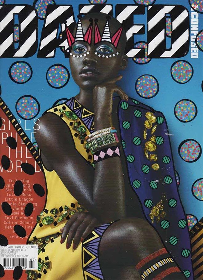 Re.Cover Magazine Art by Ana Strumpf