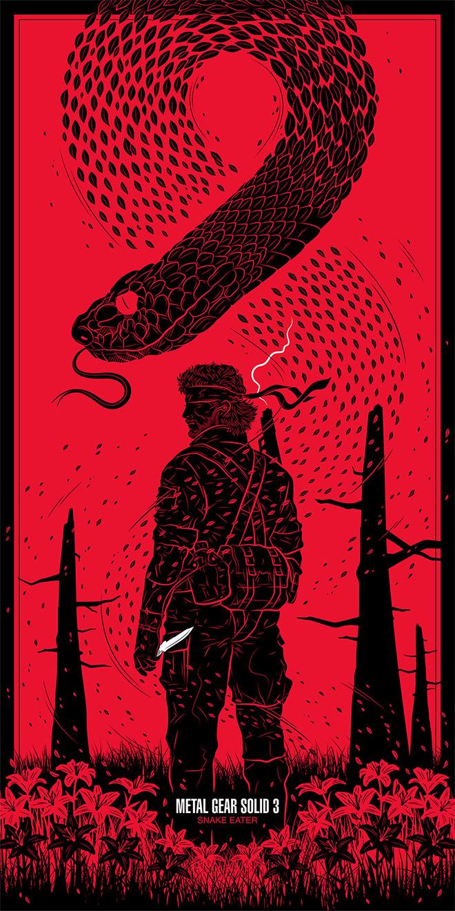 Snake Eater by Guillaume Morellec