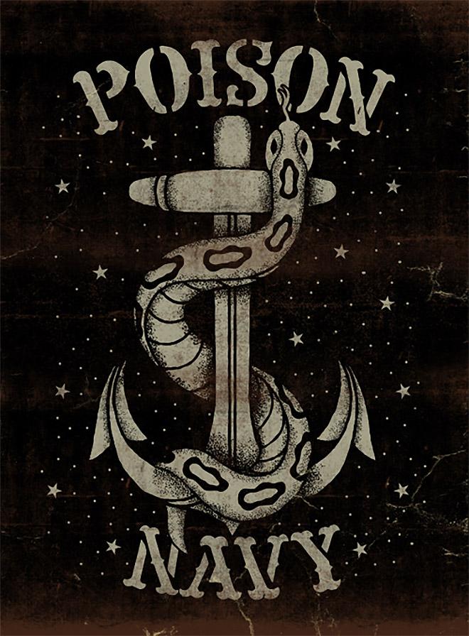 Poison Navy by Maleficio Rodriguez