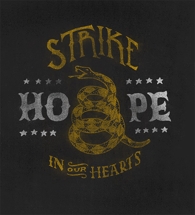 Strike Hope by Drew Melton