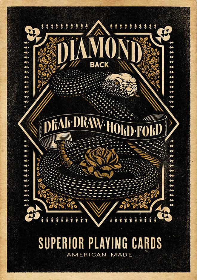 Diamond Back by Aaron Von Freter