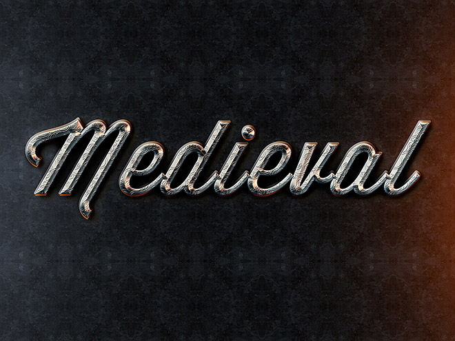 Medieval Text Style