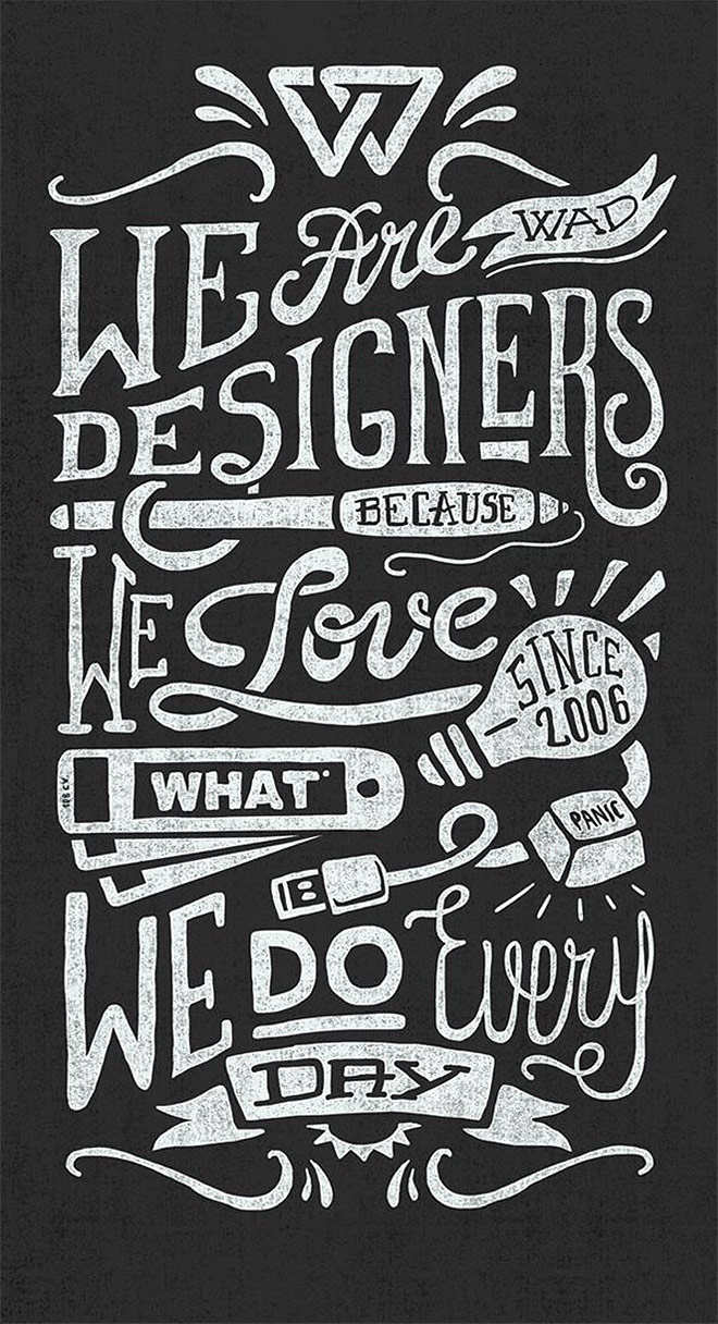 We Are Designers by Fivestar