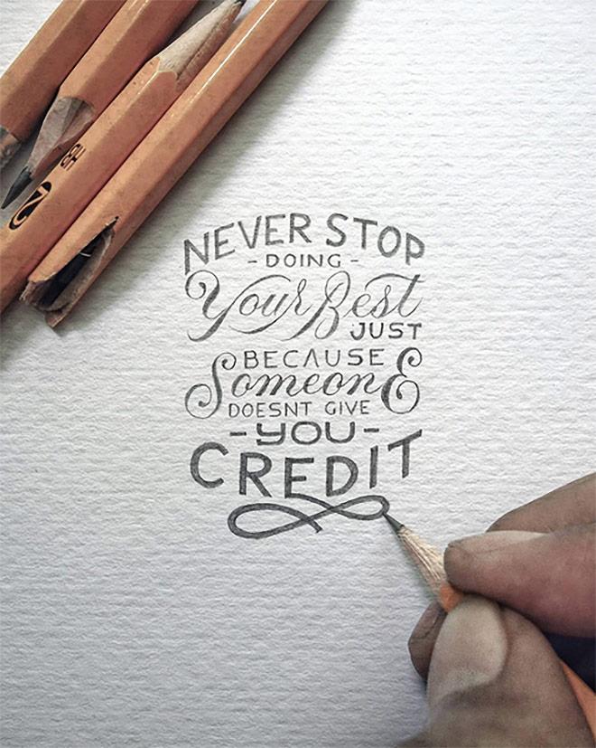 Never Stop by Dexa Muamar