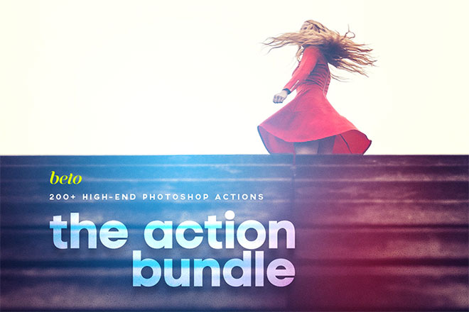 The Photoshop Action Bundle