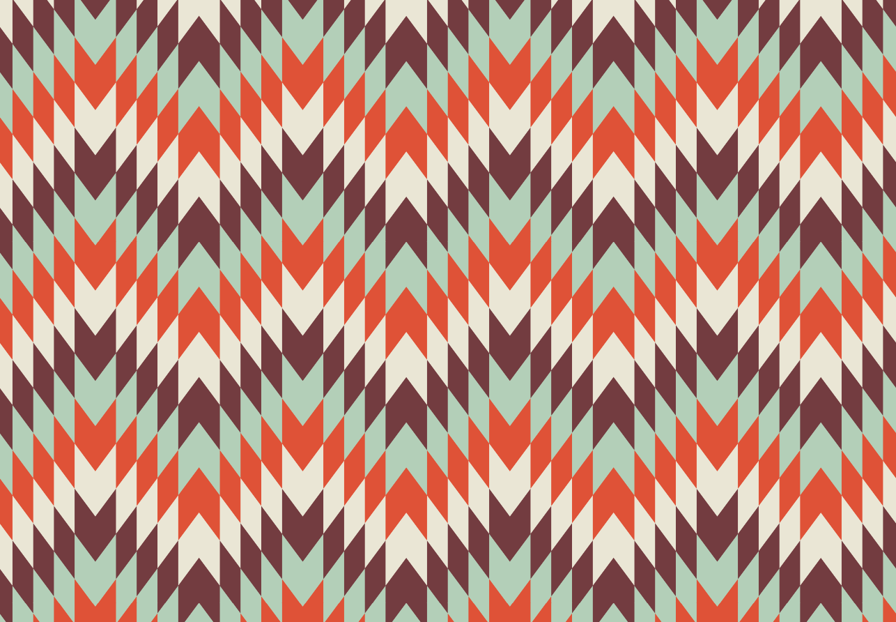 how to create a geometric pattern in adobe illustrator