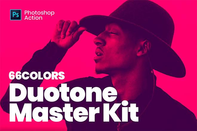 Duotone Master Kit