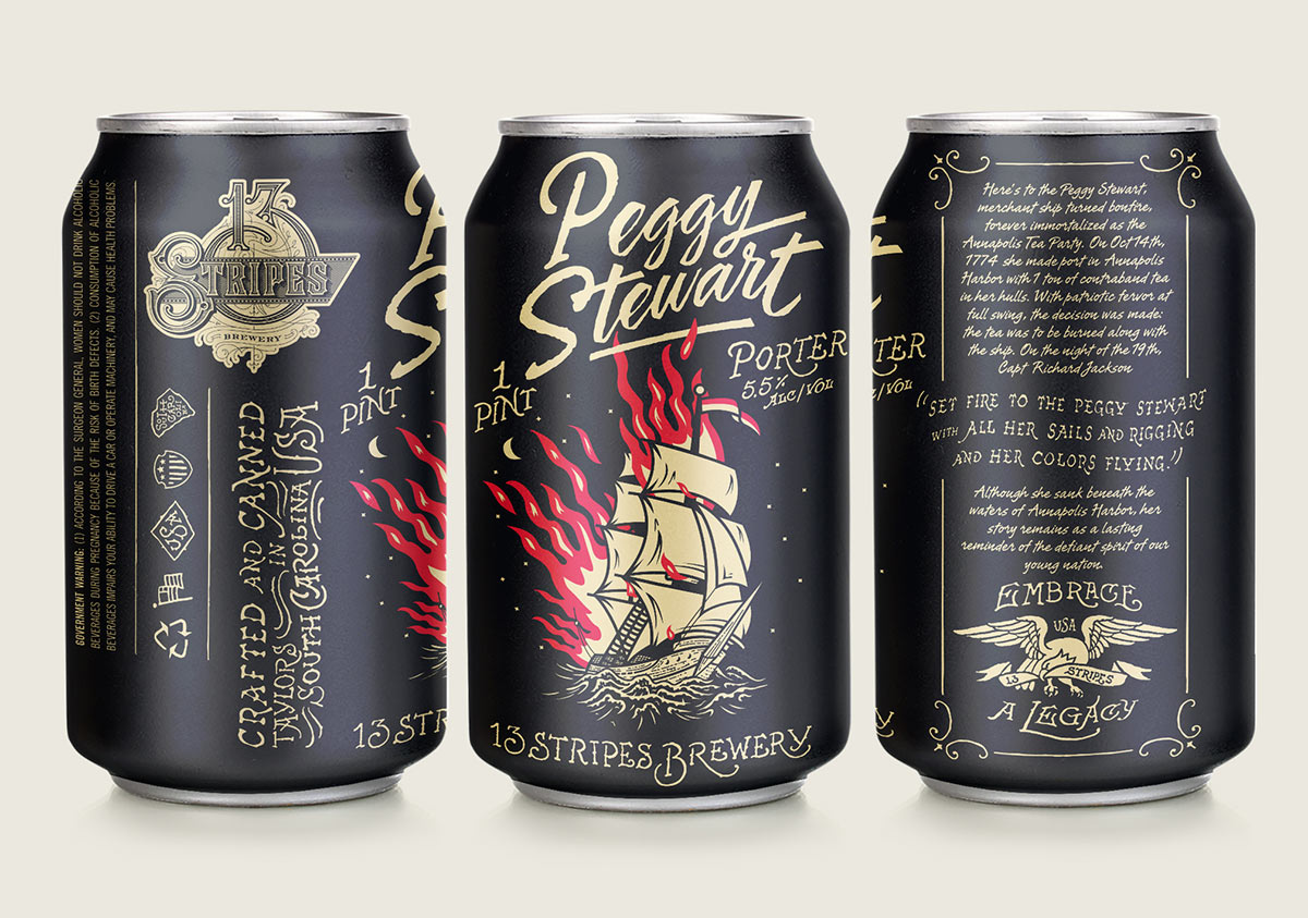 Showcase of the Coolest Beer Can Packaging Designs