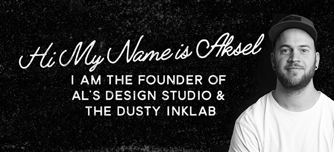 AL's Design Studio & The Dusty Inklab