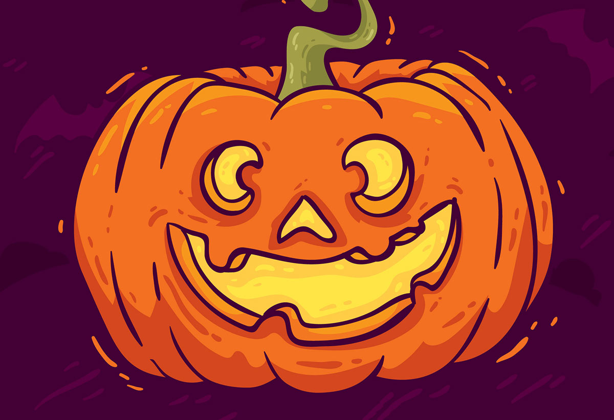 halloween vector graphics bundle for premium members