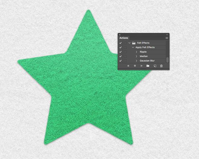 Download My Free Felt Craft Kit for Adobe Photoshop