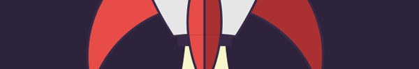 Video Tutorial: How To Draw a Rocket in Adobe Illustrator