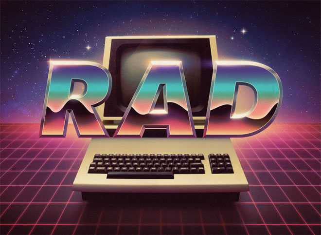 Rad by Justin Mezzell