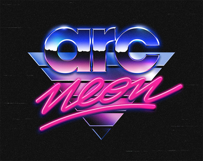 Arc Neon by Over Glow