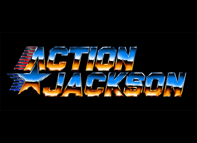 Action Jackson by Chrome & Lightning