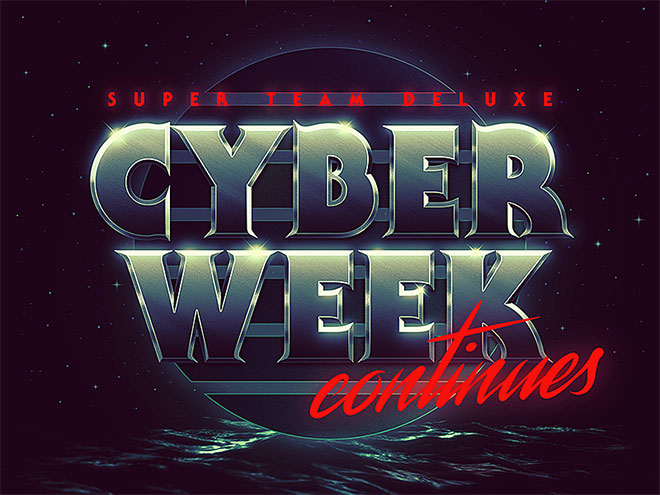 Cyber Week Continues by Justin Mezzell