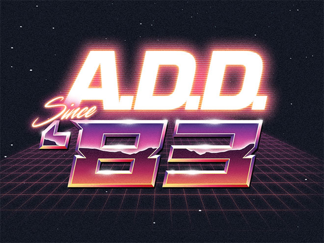 A.D.D. Since '83 by Thomas Hatfield