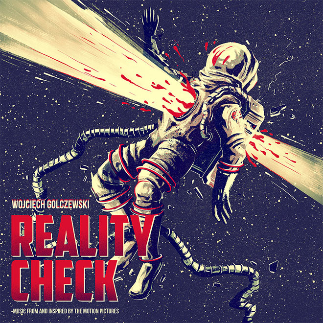 Reality Check by Marie Bergeron