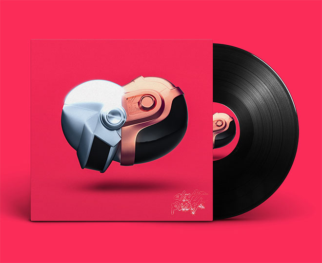 Showcase of Creative Album Cover Designs & Illustrations