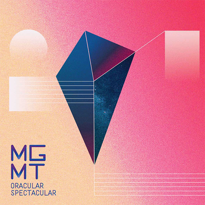 Oracular Spectacular Album Cover by Jorge Popolizio