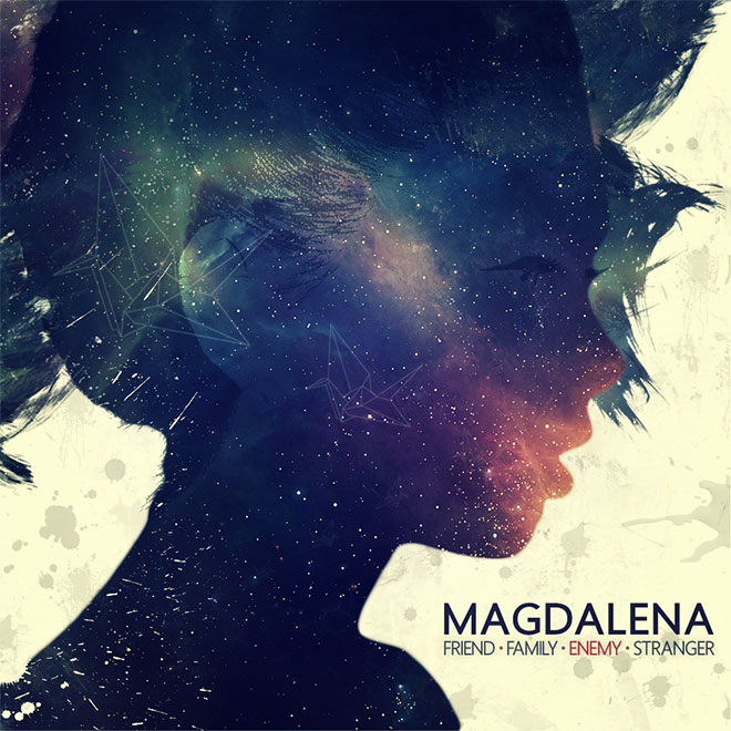 Magdelena Album Cover Design by Vincent Sevilla