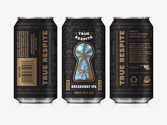 True Respite Brewing Company by Kendrick Kidd