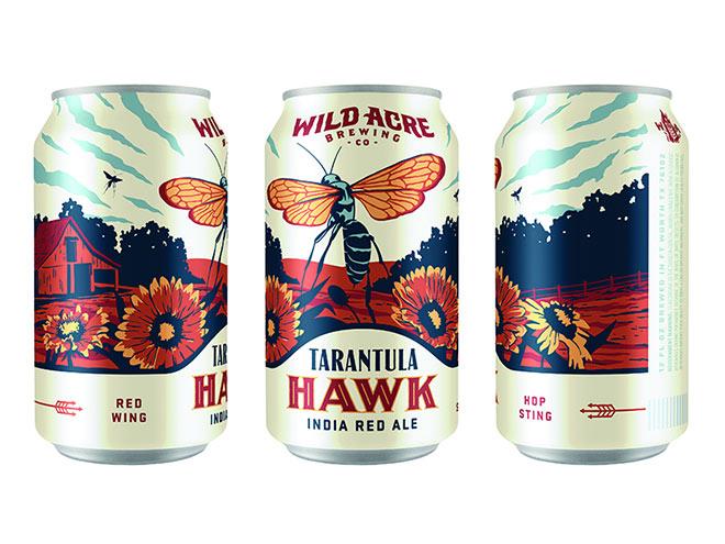Tarantula Hawk by Zack Guerra
