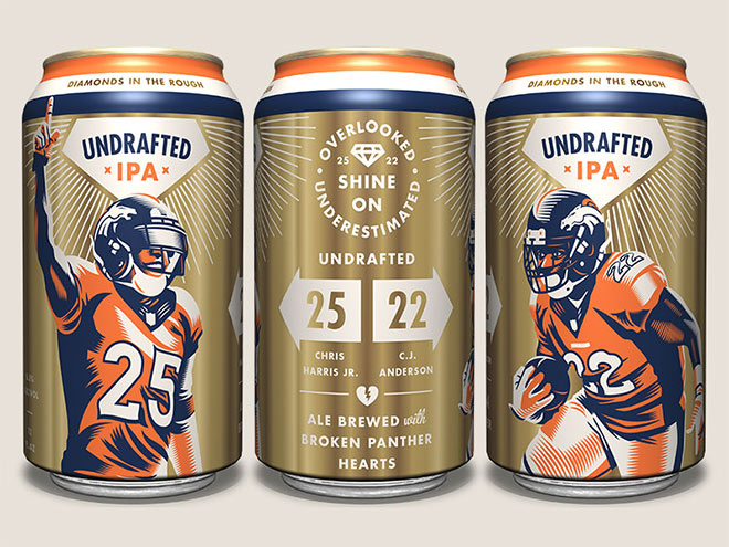 Undrafted IPA by Emrich Office