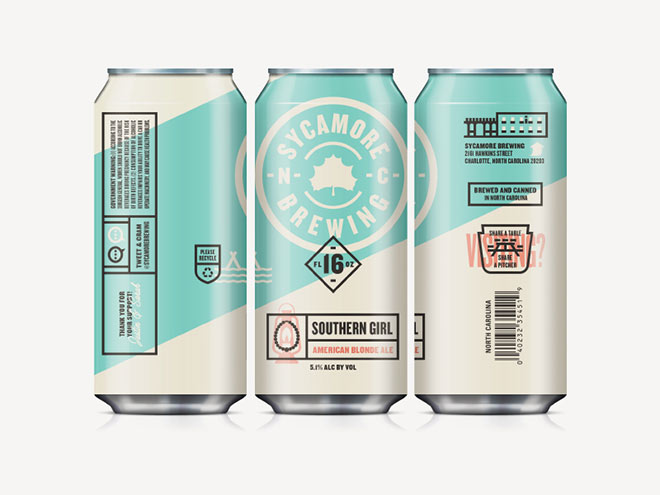 Sycamore Brewery by Kendrick Kidd