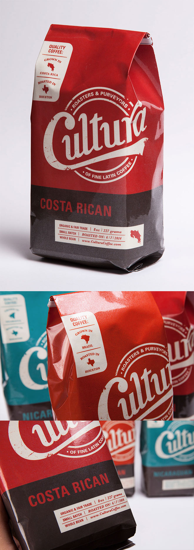 Cultura Coffee Roasters by Levi Huddleston