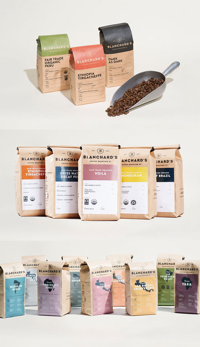 Blanchard's Coffee Company by Skirven & Croft