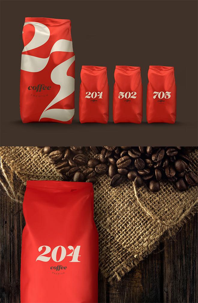Type & Coffee by Renan Vizzotto