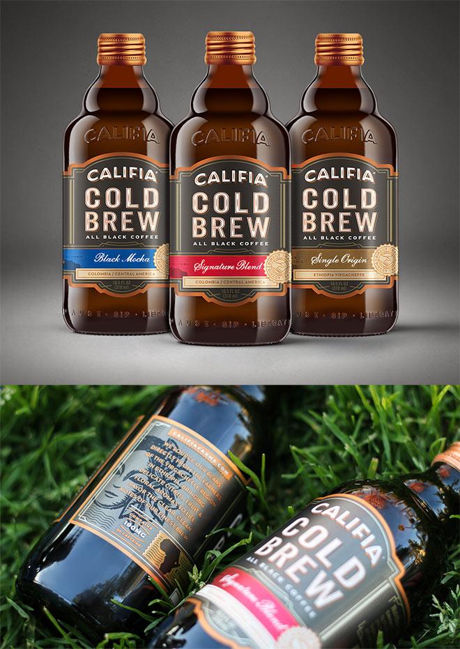 Califia Cold Brew by Farm Design