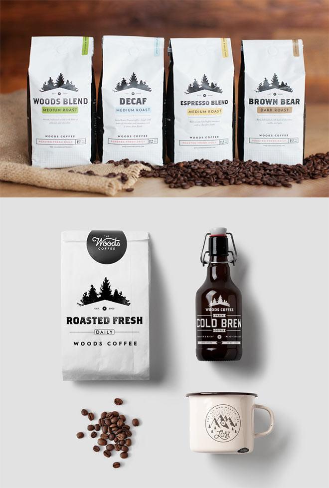 Woods Coffee by Man Man Van