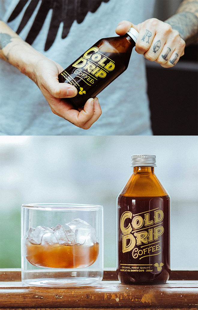 Cold Drip Coffee by Yani & Guille