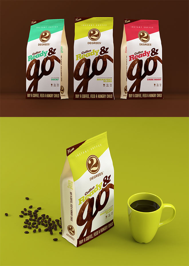 2 Degrees Coffee by Leandro Palencia