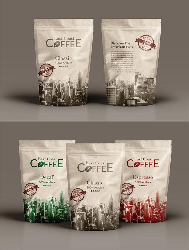 East Coast Coffee by Jennifer Liebetruth