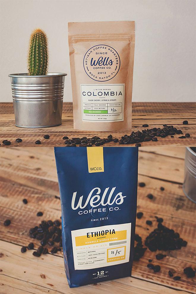 Wells Coffee by Steve Wolf