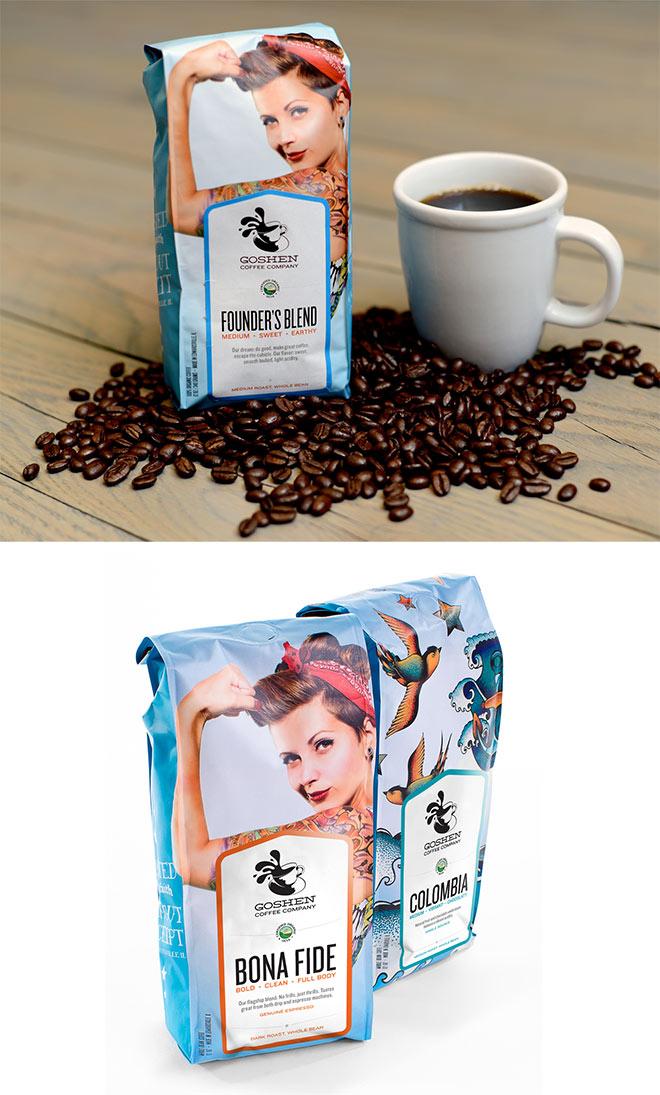 Goshen Coffee by Atomicdust