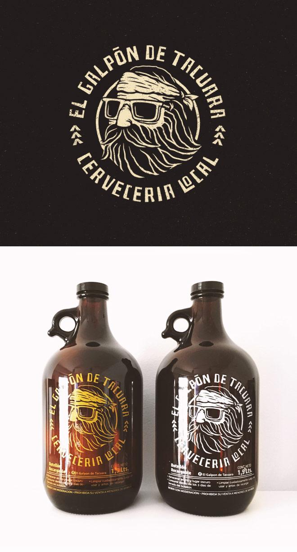El Galpon de Tacuara Craft Brewery by Santi Lissarrague
