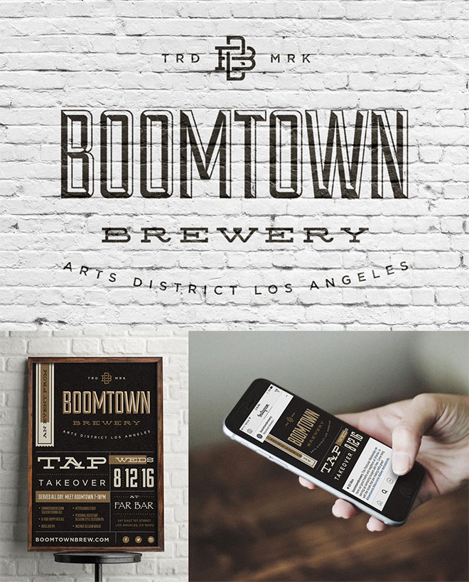 Boomtown Brewery by J. Collins