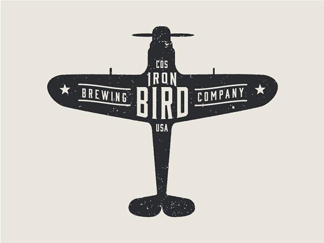 Iron Bird by Alex Eiman