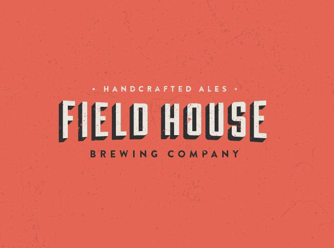 Fieldhouse Red by Alex Eiman