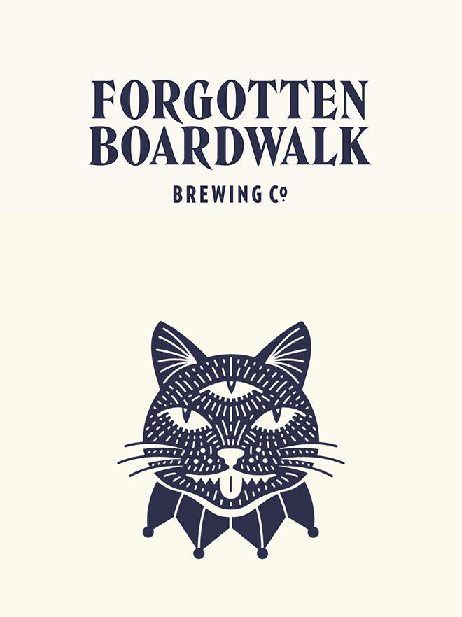 Forgotten Boardwalk Brewing by Perky Bros
